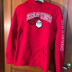 Rutgers sweat shirt